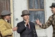 "Egon in ""Die Olsenbande..."", Bautzener Theatersommer, 2017"