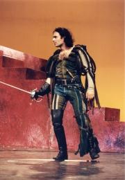 "Tybalt in ""Romeo und Julia"" v. Shakespeare"