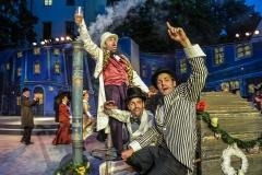 "Doolittle in ""My Fair Lady"", Bautzener Theatersommer, 2015"
