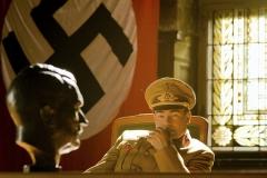 """Während der Dreharbeiten zur MDR-Sendereihe """"Geschichte Mitteldeutschlands"""", 2008"""