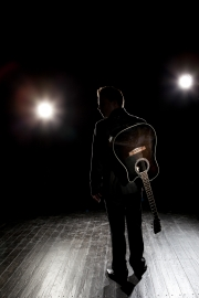 """Ring of Fire"", eine Johnny Cash Hommage, Plakatmotiv"