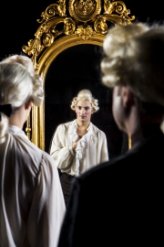 Amadeus, Plakatmotiv