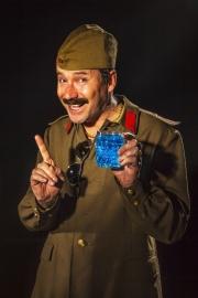 Sergej, Plakatmotiv