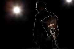 """""""Ring of Fire"""", eine Johnny Cash Hommage, Plakatmotiv"""