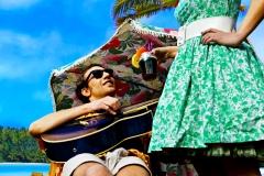 Sommerfest, Plakatmotiv