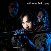 Plakatmotiv zur Oper Wilhelm Tell