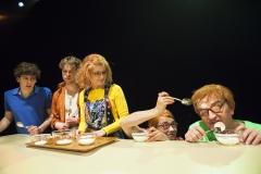 Anna Marie Lehmann, Anthony Mrosek, Jonas Lauenstein, Katja Reimann, Rainer Gruß