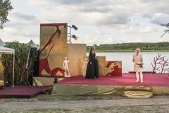 Musiker der Gruppe Horch, Gesine Sand, Julia Fechter