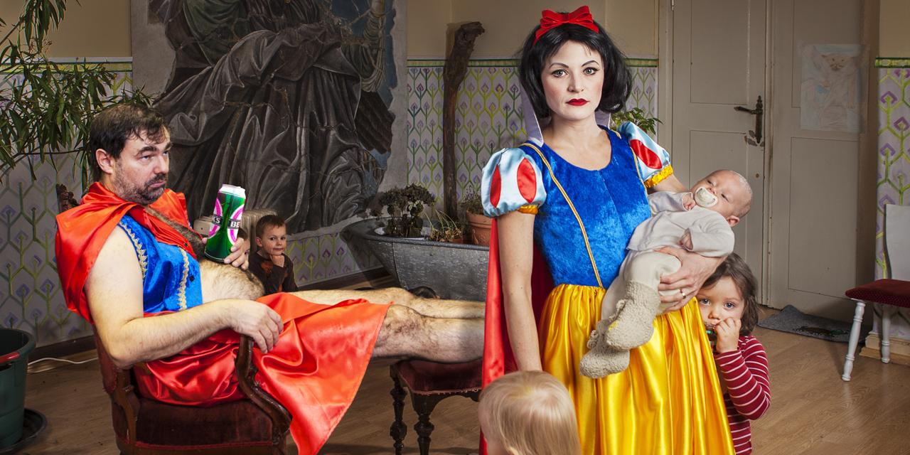 Träume werden Wirklichkeit – Ein Disneydrama über Depression und Märchen