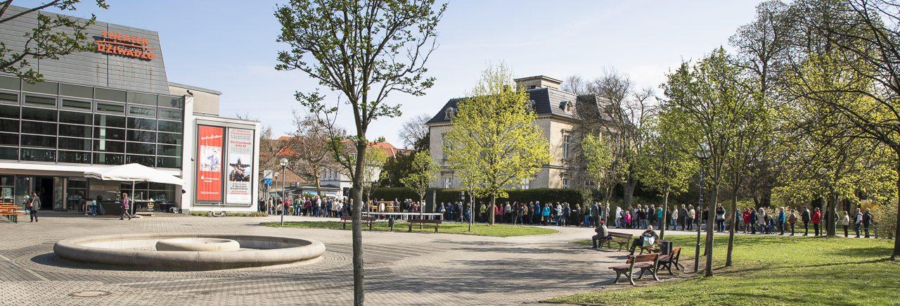 Vorverkaufsstart 23. Theatersommer Bautzen